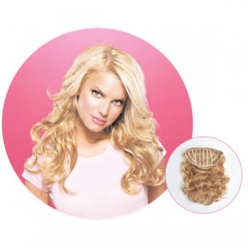 Jessica Simpson 23 Wavy Clip In Hair Extensions