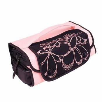 Pink Roll Bag