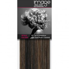 MAGE 20 inch Clip in Hair Extension